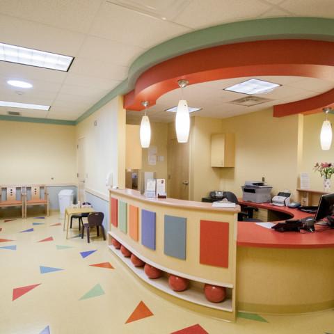 High Desert Pediatrics - Lobby