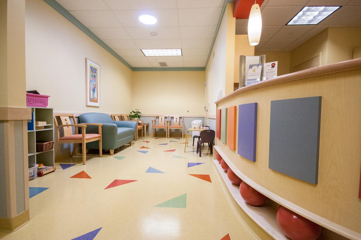High Desert Pediatrics - Waiting