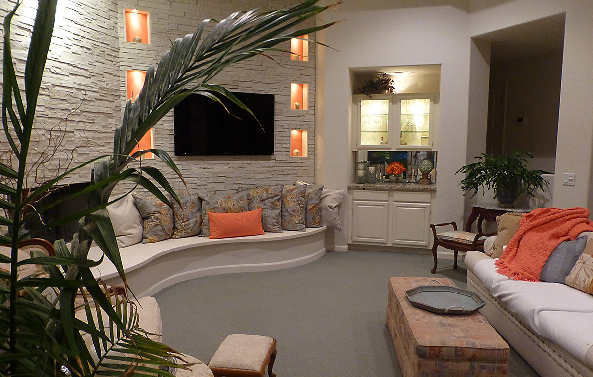 Tangerine dreams patrician design - Patician room ...