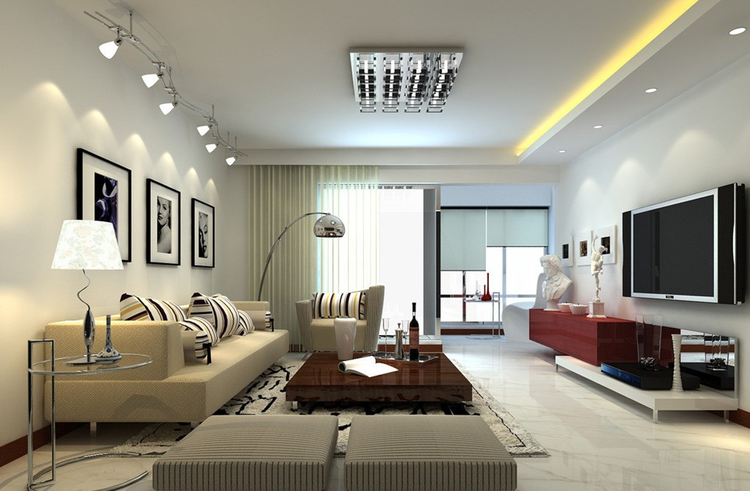Indirect Lighting Ideas For Living Room