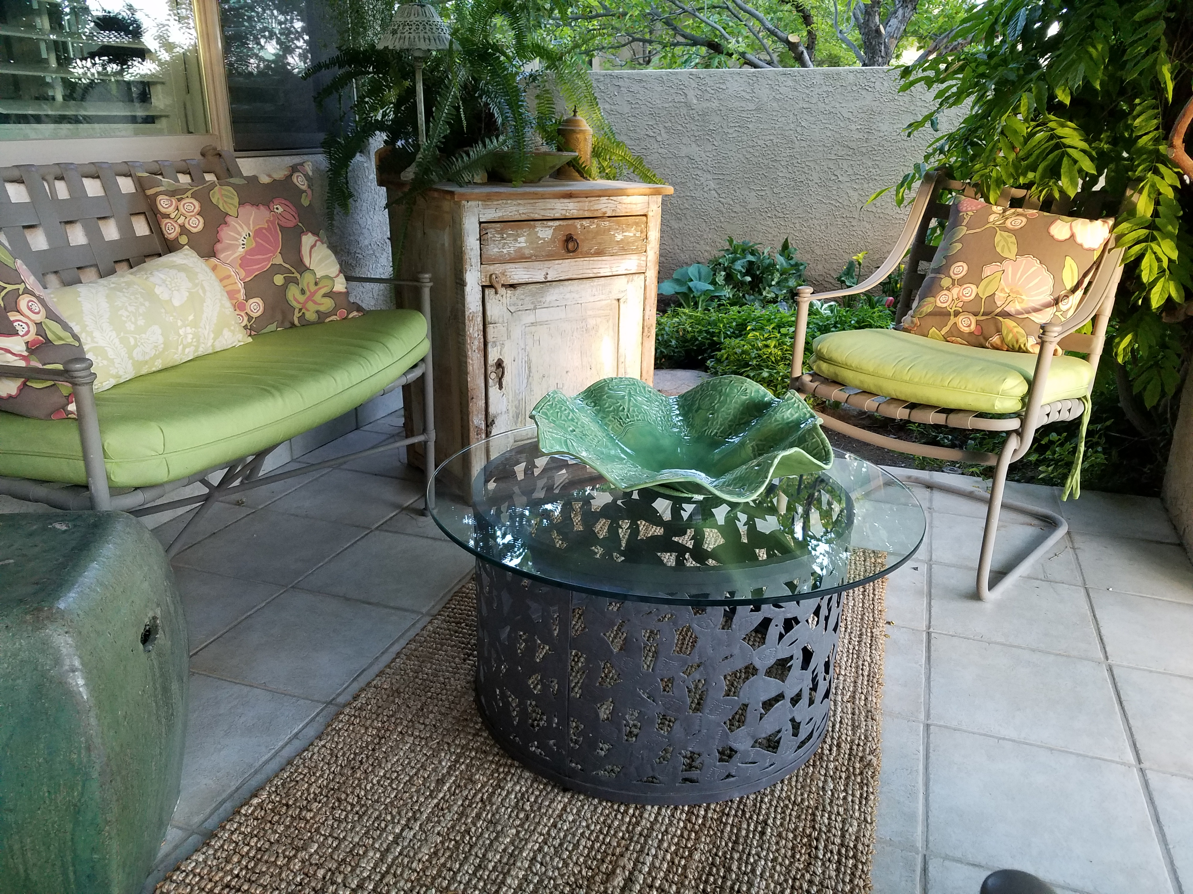 Patio Primavera  Fabrics And Finishes For Outdoor Living